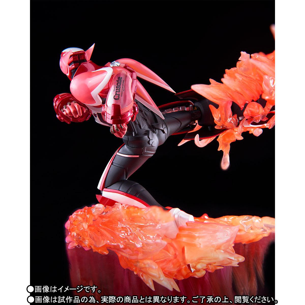 フィギュアーツZERO『バーナビー・ブルックスJr. -BATTLE STYLE-』TIGER & BUNNY 完成品フィギュア-005