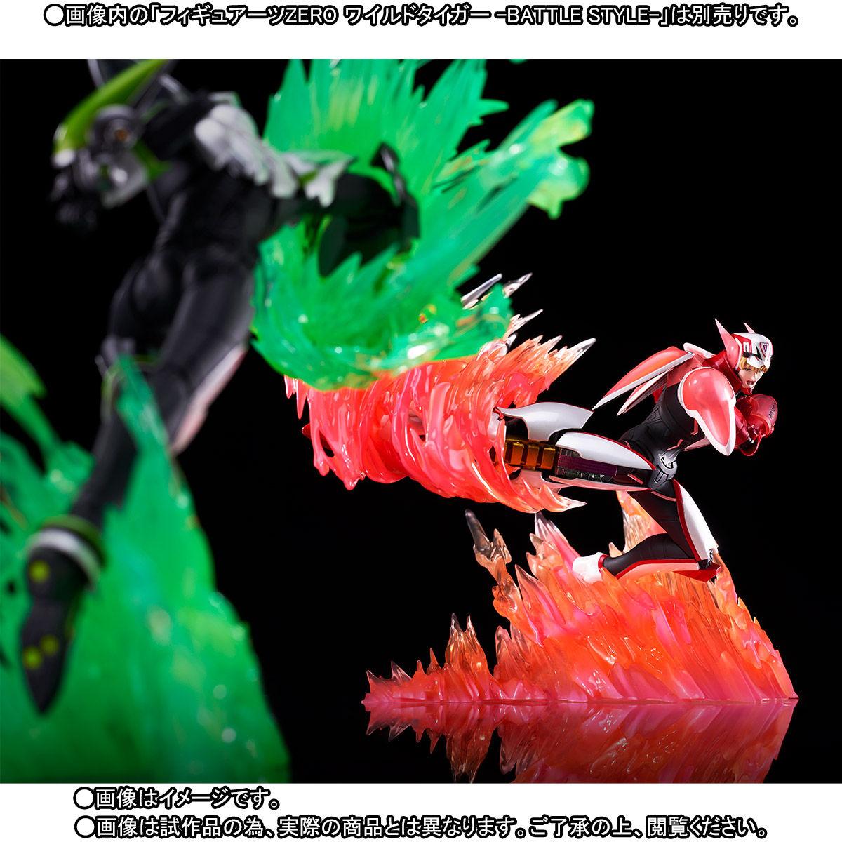 フィギュアーツZERO『バーナビー・ブルックスJr. -BATTLE STYLE-』TIGER & BUNNY 完成品フィギュア-006
