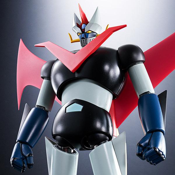 超合金魂 GX-73SP『グレートマジンガー D.C. アニメカラーバージョン』可動フィギュア