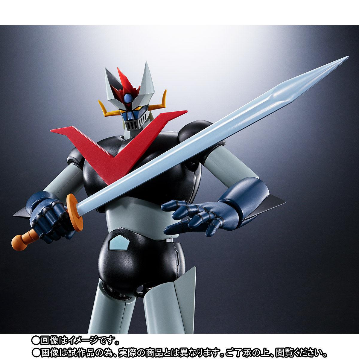超合金魂 GX-73SP『グレートマジンガー D.C. アニメカラーバージョン』可動フィギュア-003