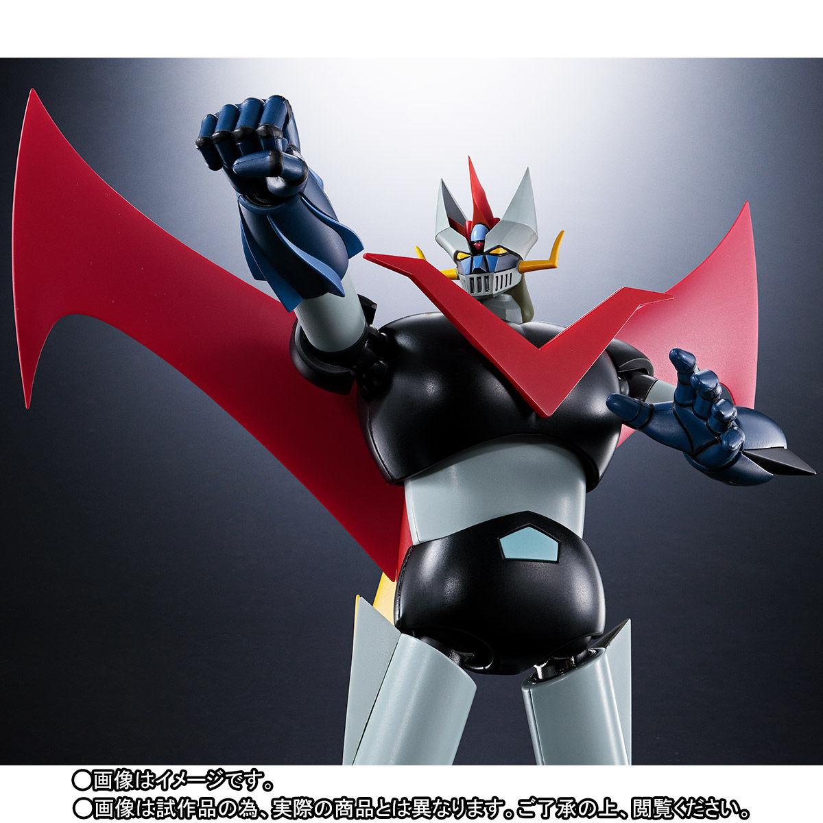 超合金魂 GX-73SP『グレートマジンガー D.C. アニメカラーバージョン』可動フィギュア-004