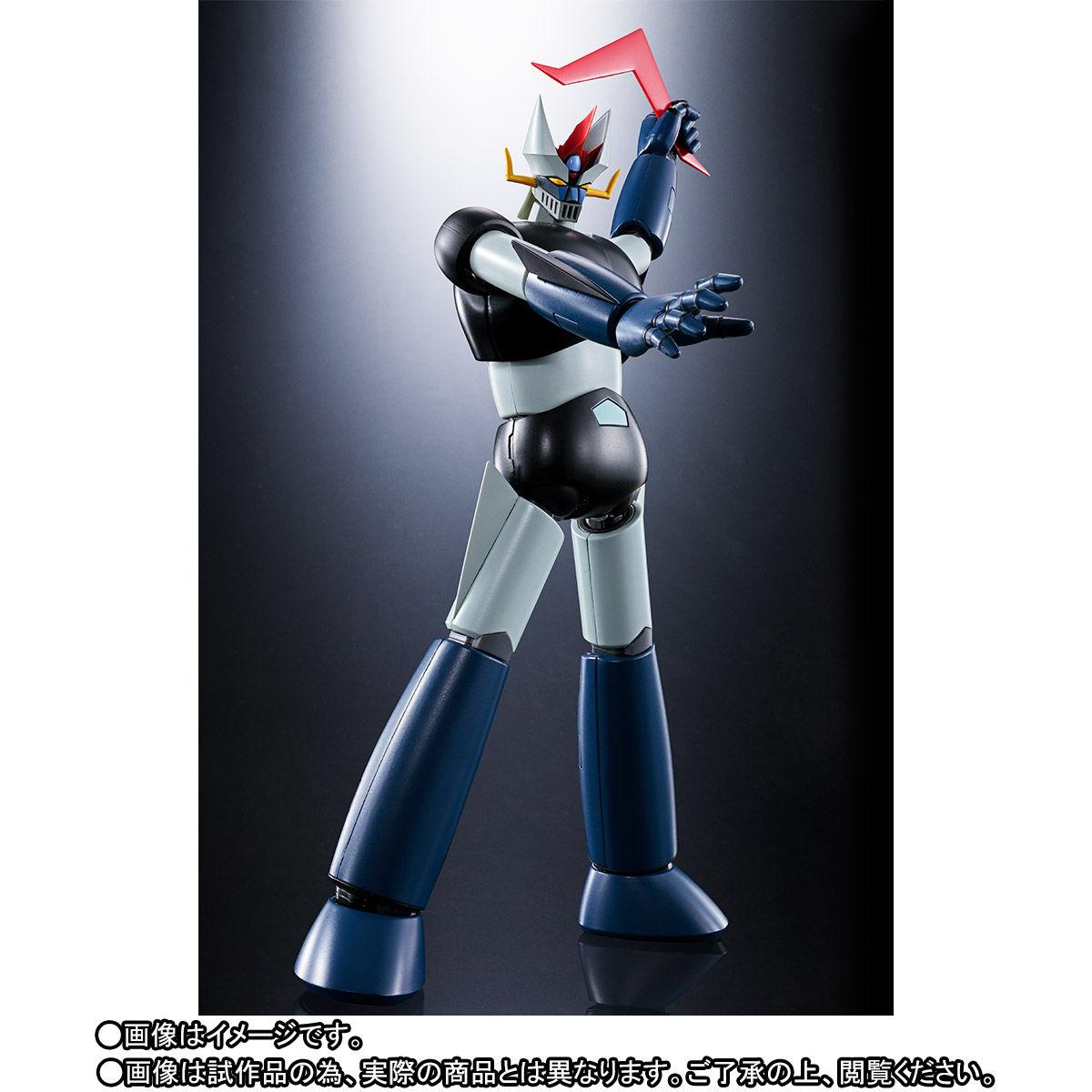 超合金魂 GX-73SP『グレートマジンガー D.C. アニメカラーバージョン』可動フィギュア-005