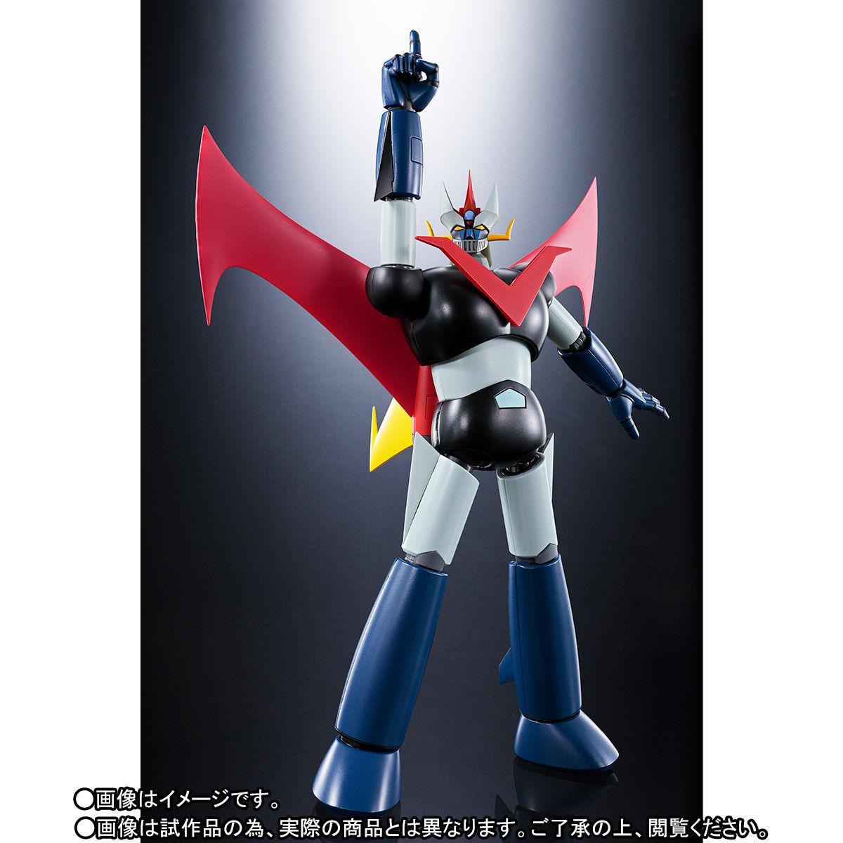 超合金魂 GX-73SP『グレートマジンガー D.C. アニメカラーバージョン』可動フィギュア-006
