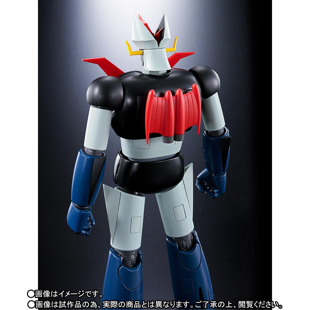 超合金魂 GX-73SP『グレートマジンガー D.C. アニメカラーバージョン』可動フィギュア-007