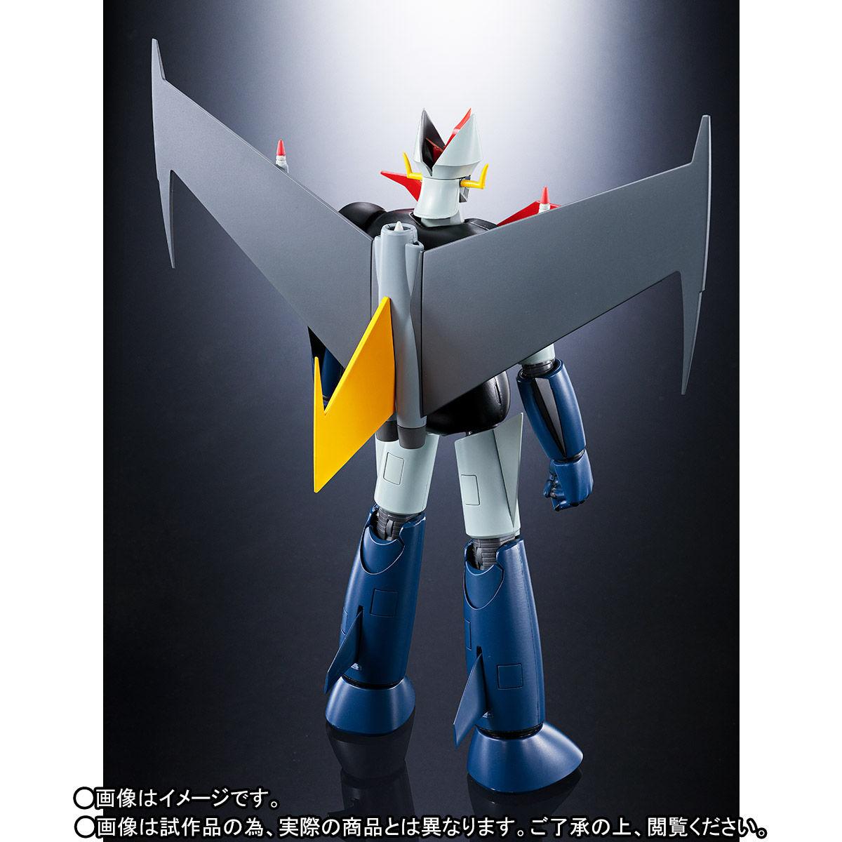超合金魂 GX-73SP『グレートマジンガー D.C. アニメカラーバージョン』可動フィギュア-008
