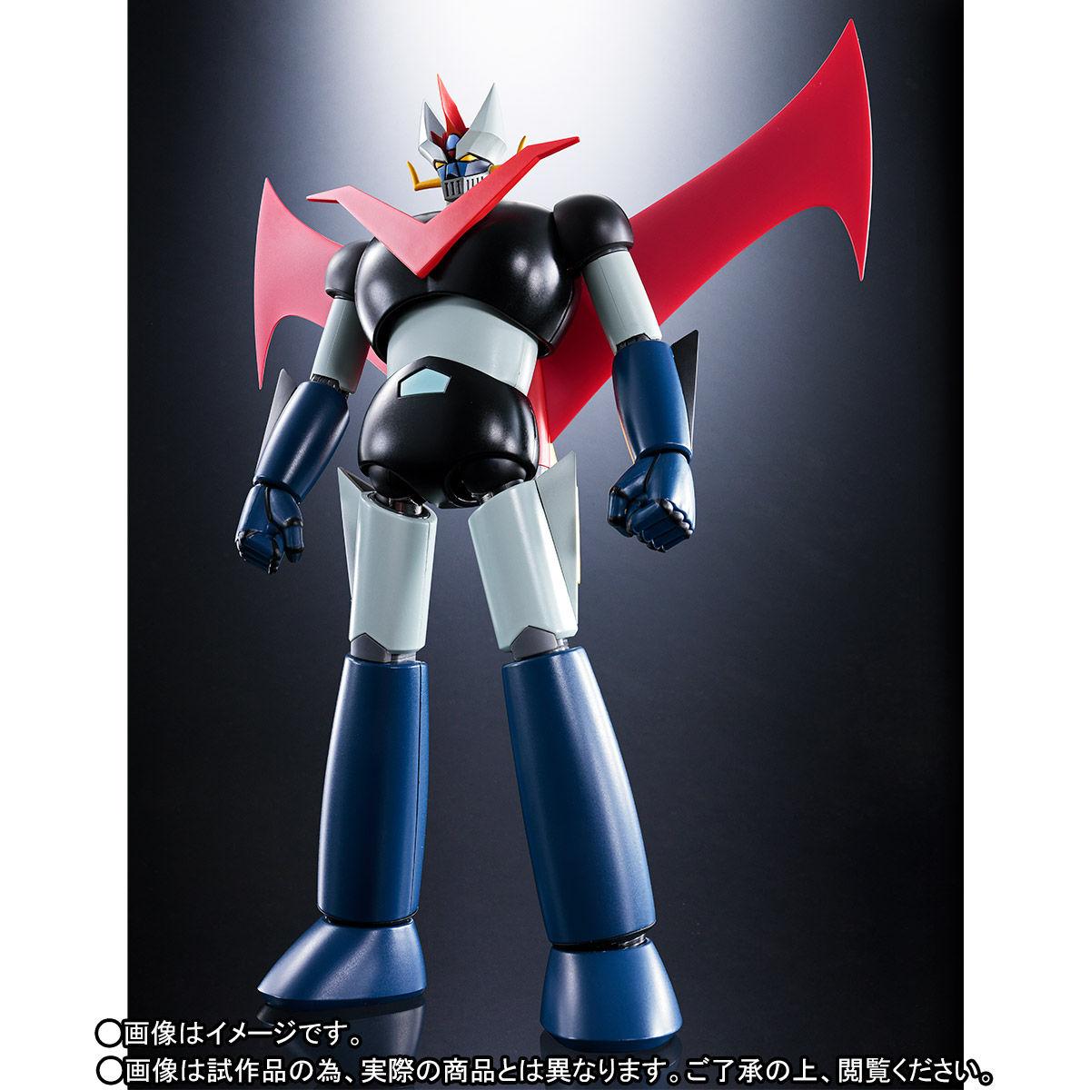 超合金魂 GX-73SP『グレートマジンガー D.C. アニメカラーバージョン』可動フィギュア-010