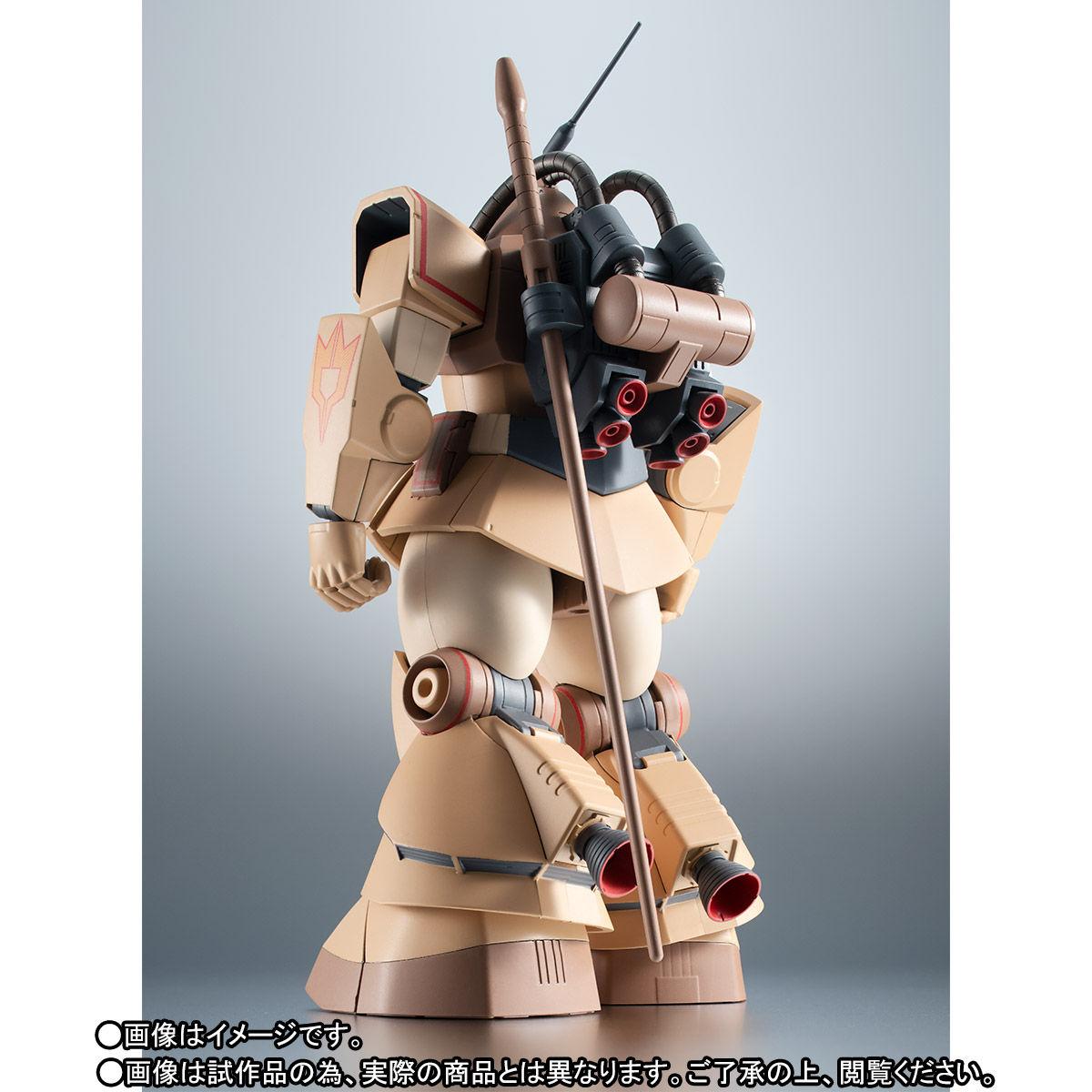 ROBOT魂〈SIDE MS〉『YMS-09D ドム・トロピカルテストタイプ ver. A.N.I.M.E.』ガンダムMSV 可動フィギュア-003
