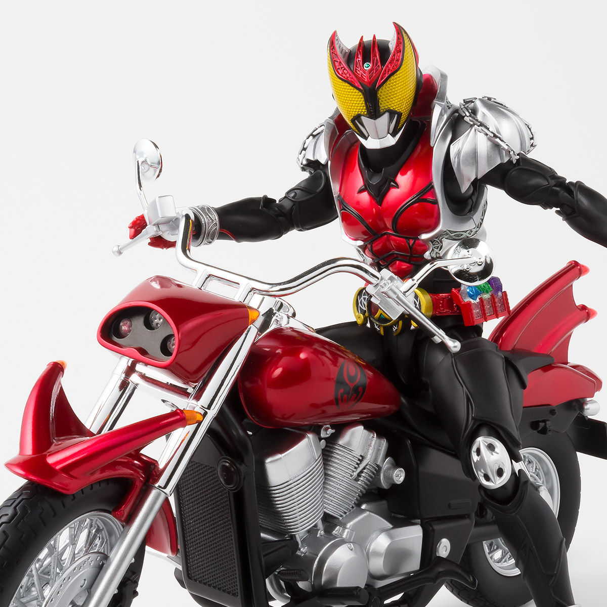 S.H.Figuarts『マシンキバー オプションパーツセット』仮面ライダーキバ アクションフィギュア-001