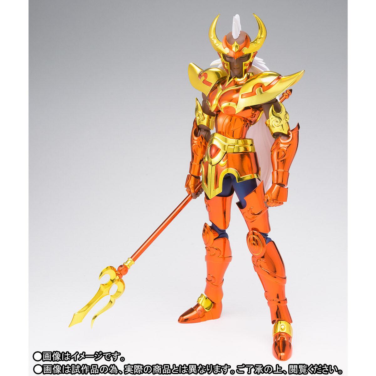 聖闘士聖衣神話EX『クリュサオル クリシュナ』アクションフィギュア-002