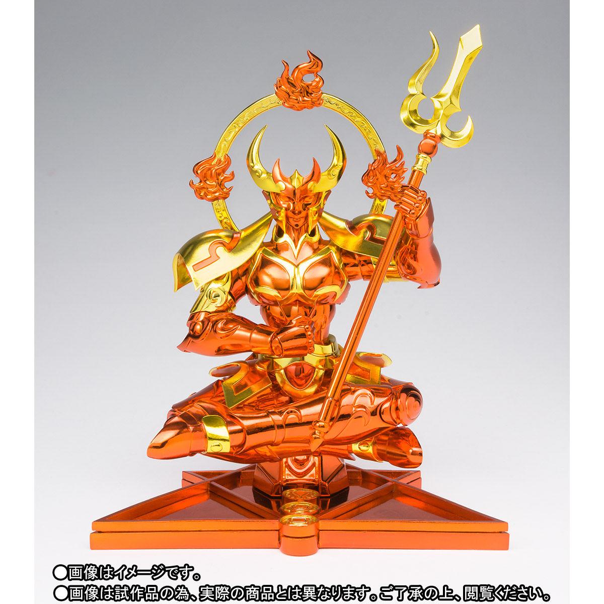 聖闘士聖衣神話EX『クリュサオル クリシュナ』アクションフィギュア-003
