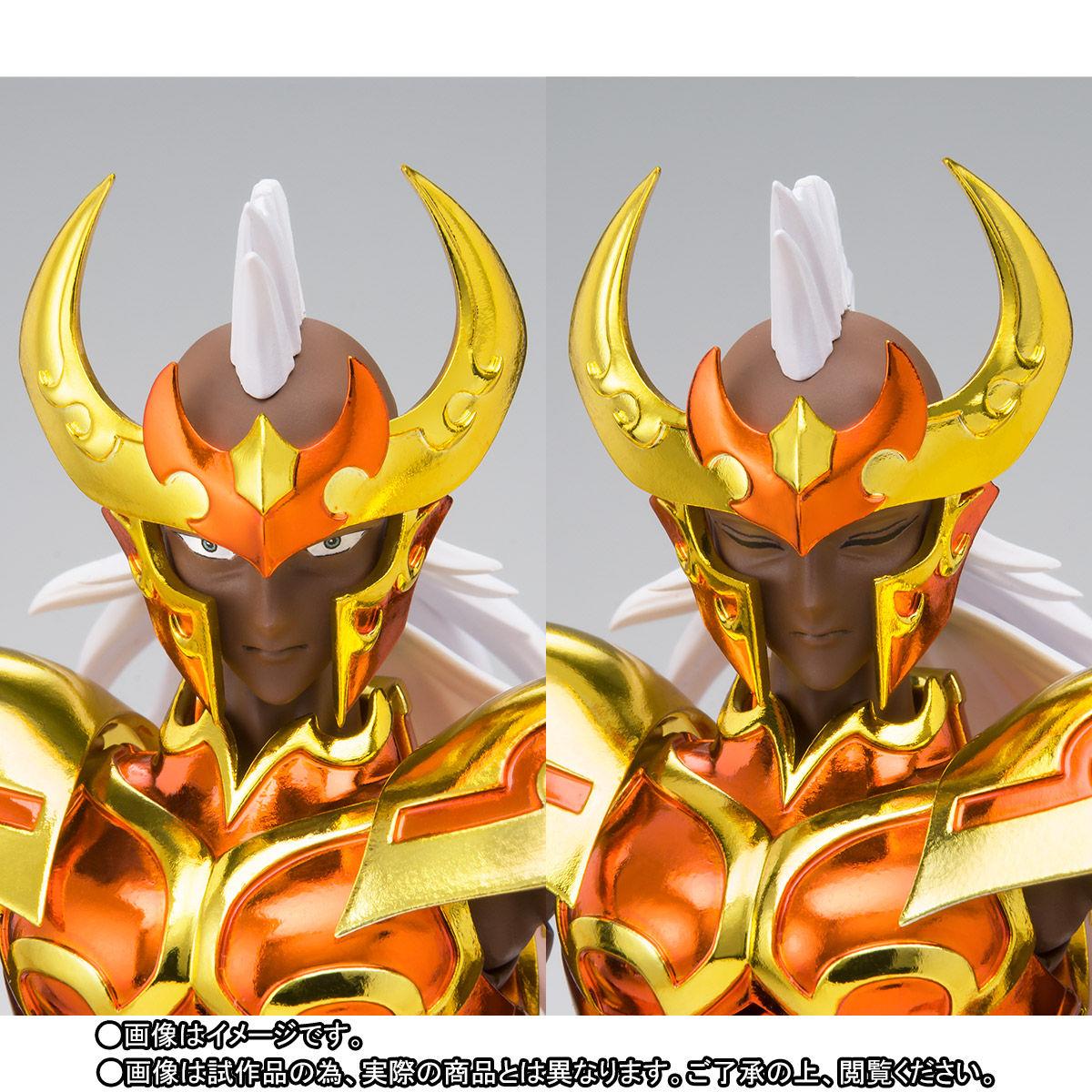 聖闘士聖衣神話EX『クリュサオル クリシュナ』アクションフィギュア-005
