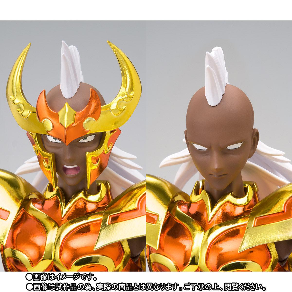 聖闘士聖衣神話EX『クリュサオル クリシュナ』アクションフィギュア-006
