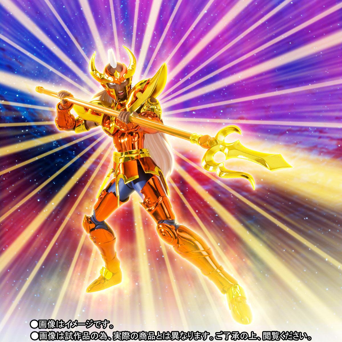 聖闘士聖衣神話EX『クリュサオル クリシュナ』アクションフィギュア-008