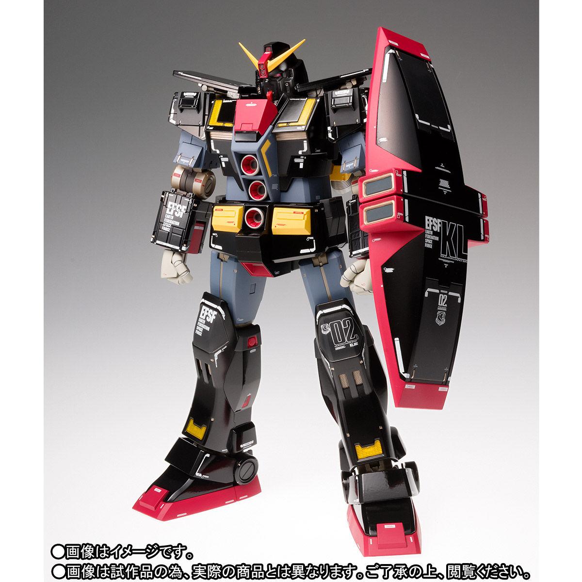 FIX FIGURATION METAL COMPOSITE『サイコ・ガンダム(グロスカラーVer.)』機動戦士Zガンダム アクションフィギュア-002