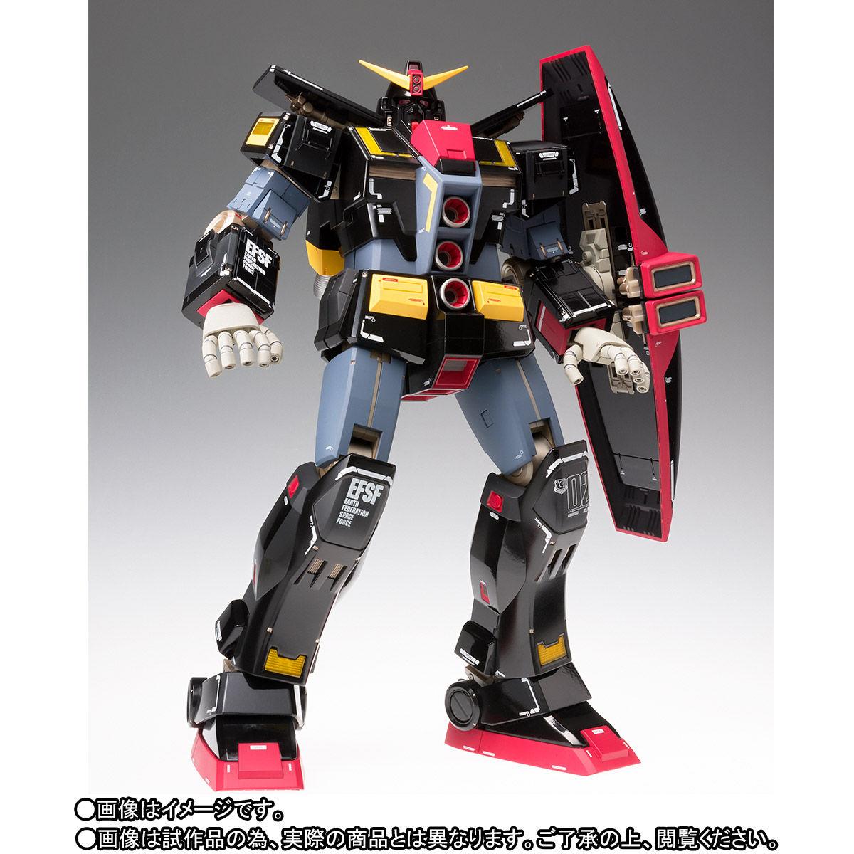 FIX FIGURATION METAL COMPOSITE『サイコ・ガンダム(グロスカラーVer.)』機動戦士Zガンダム アクションフィギュア-003