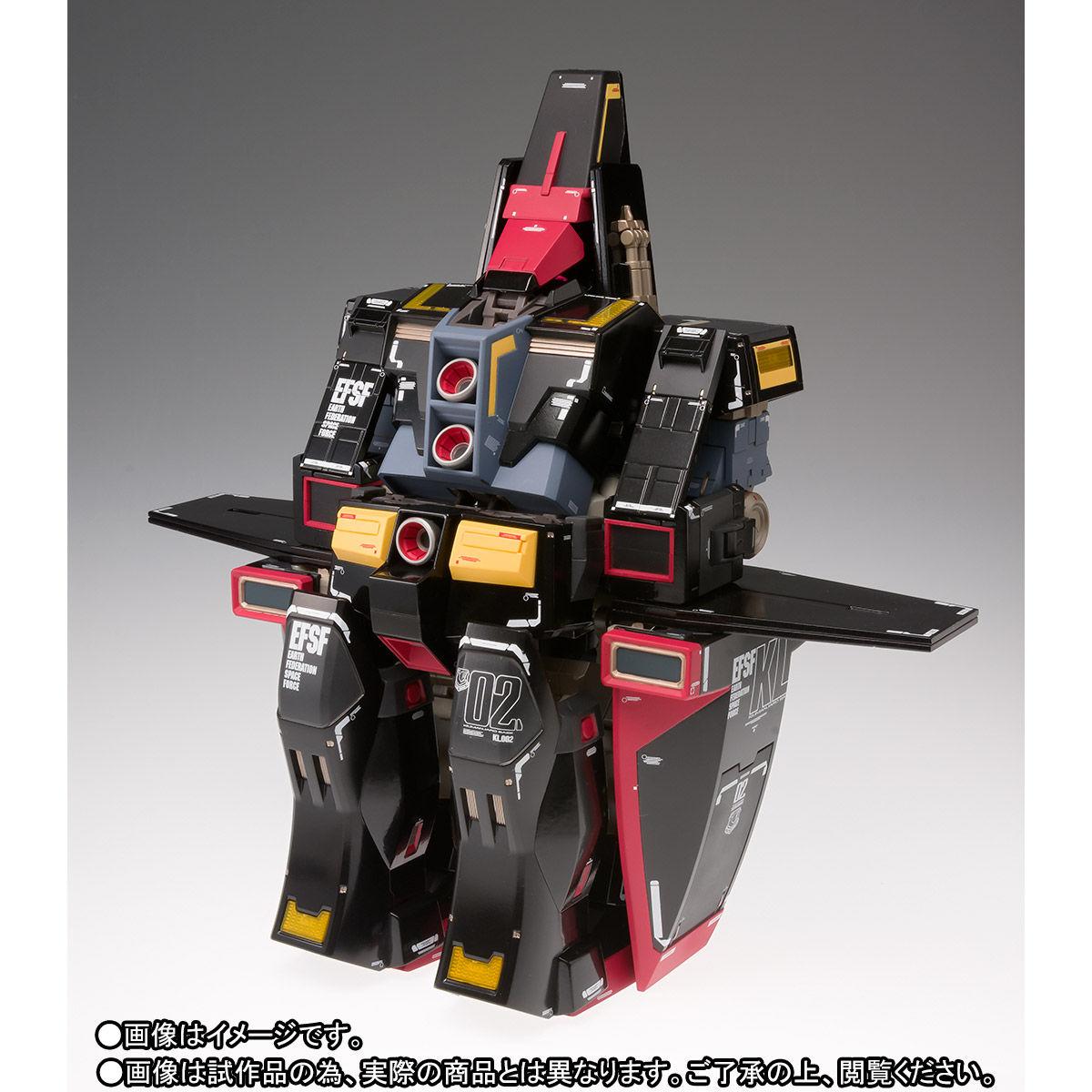 FIX FIGURATION METAL COMPOSITE『サイコ・ガンダム(グロスカラーVer.)』機動戦士Zガンダム アクションフィギュア-006