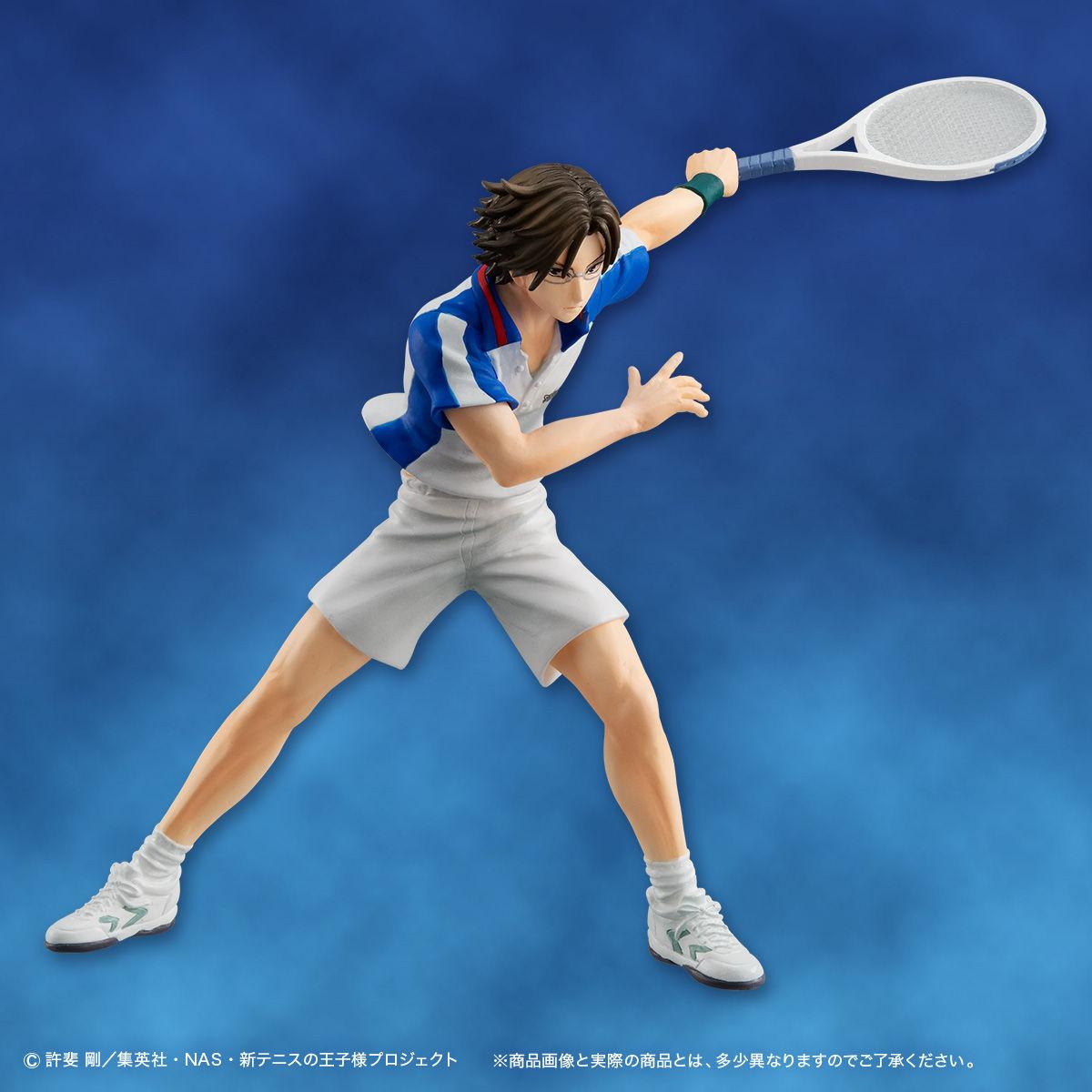 Gasha Portraits『手塚国光&跡部景吾』新テニスの王子様 フィギュア-001