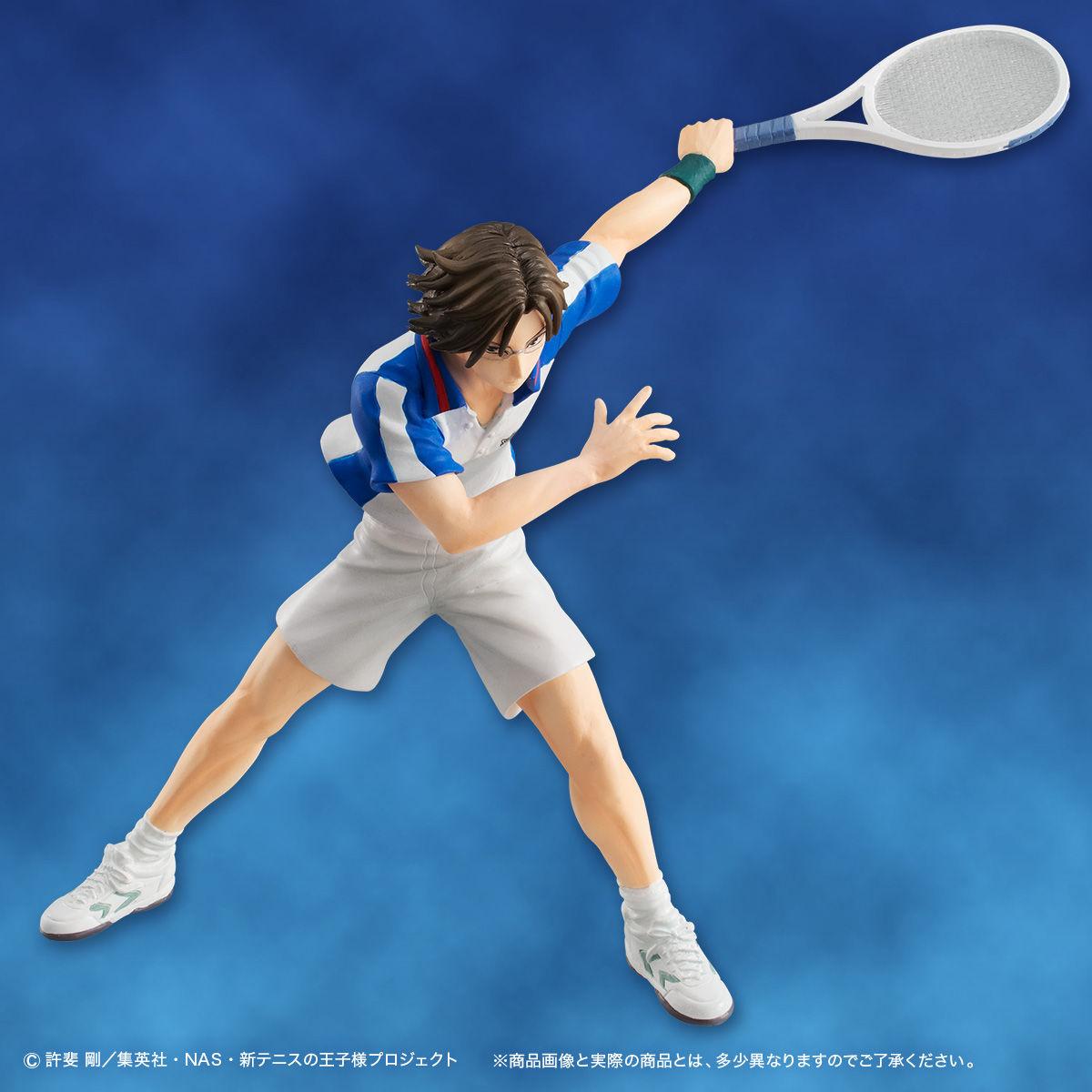 Gasha Portraits『手塚国光&跡部景吾』新テニスの王子様 フィギュア-002