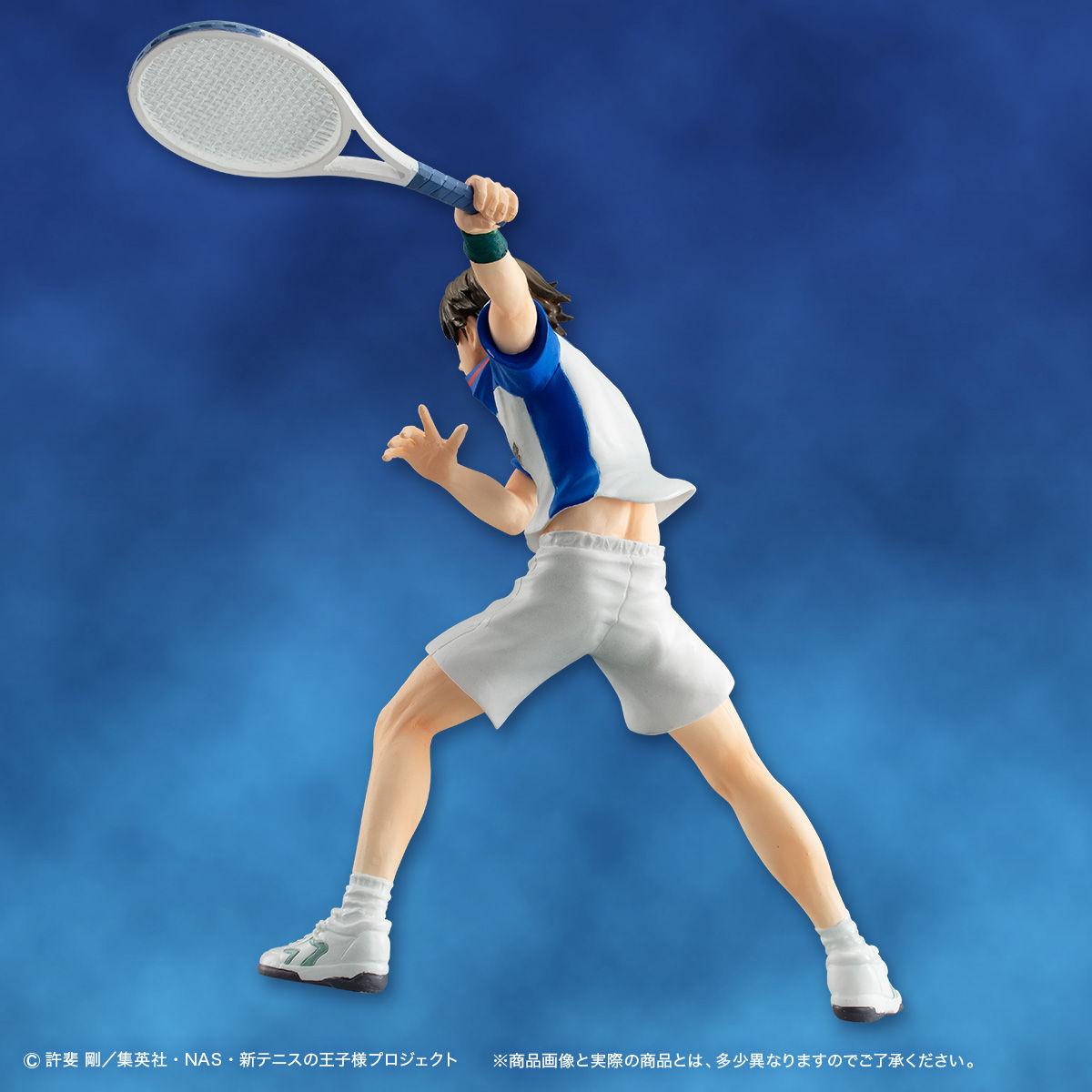 Gasha Portraits『手塚国光&跡部景吾』新テニスの王子様 フィギュア-003