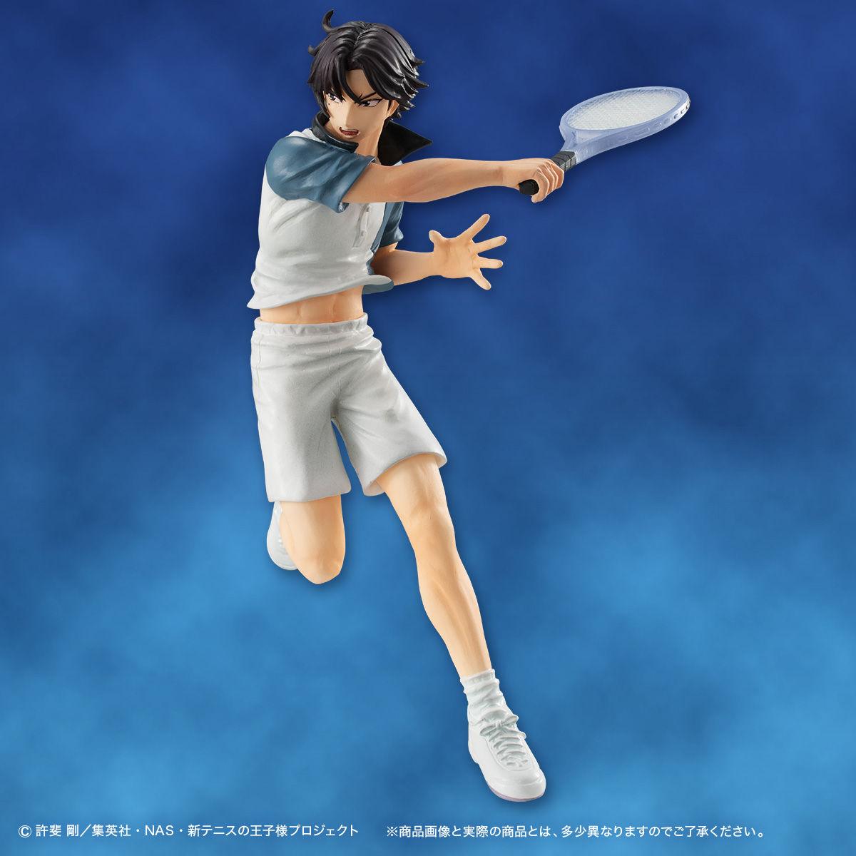 Gasha Portraits『手塚国光&跡部景吾』新テニスの王子様 フィギュア-005