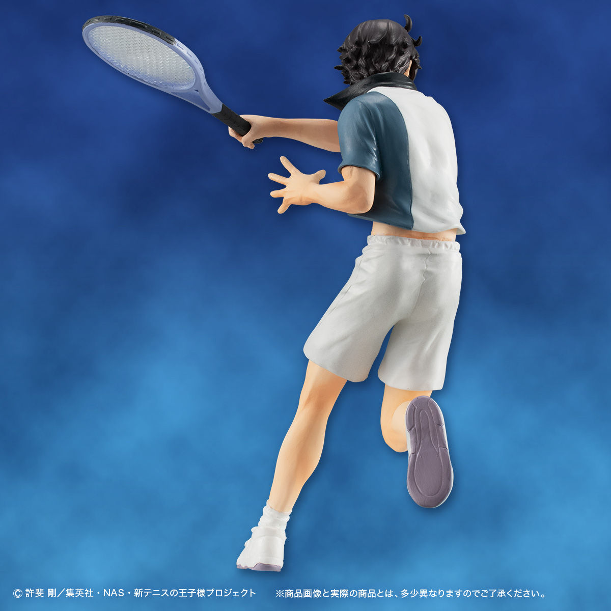Gasha Portraits『手塚国光&跡部景吾』新テニスの王子様 フィギュア-006