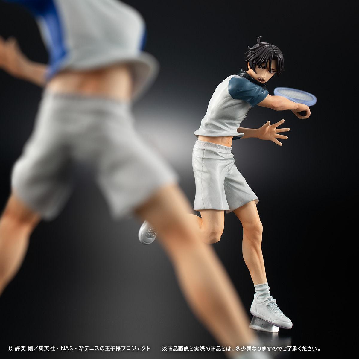 Gasha Portraits『手塚国光&跡部景吾』新テニスの王子様 フィギュア-007
