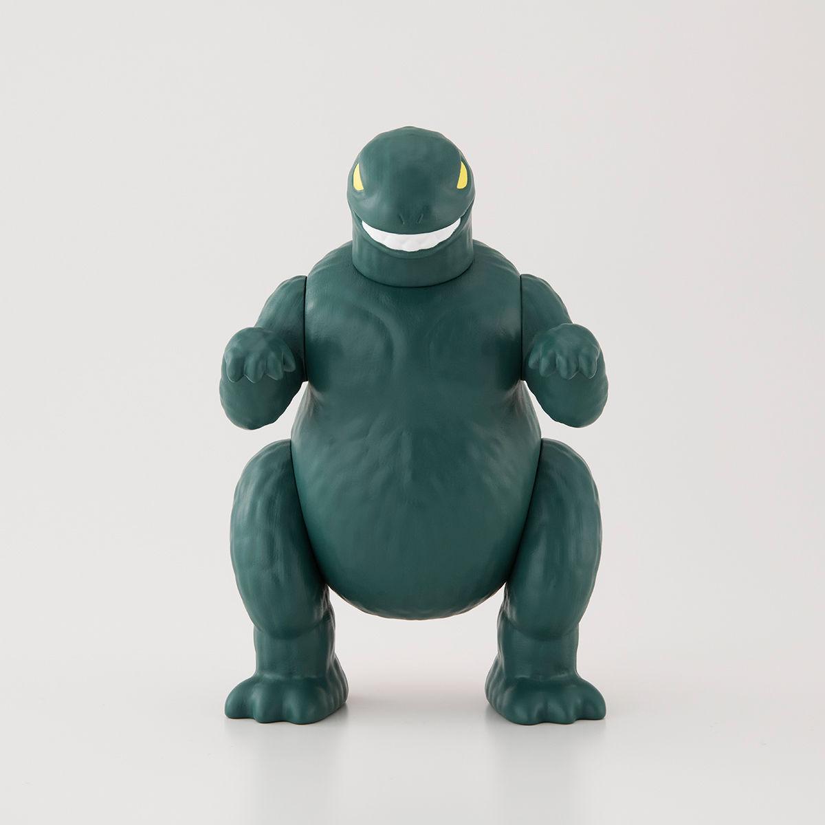クレヨンしんちゃん『怪獣シリマルダシ』ソフビフィギュア-001