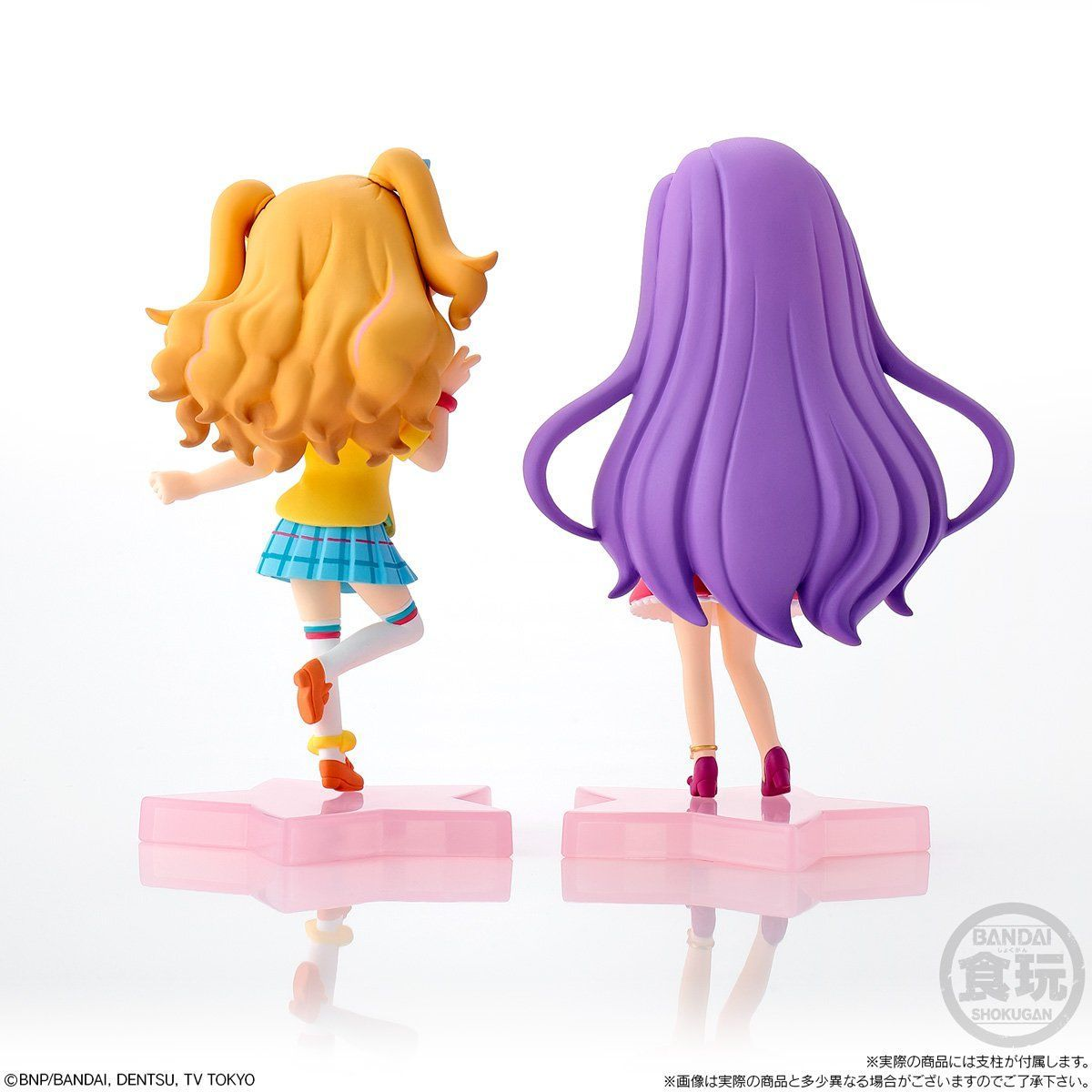 【食玩】アイカツ!『MiMiCHeRi アイカツ!Preciousセット』2体セット-003