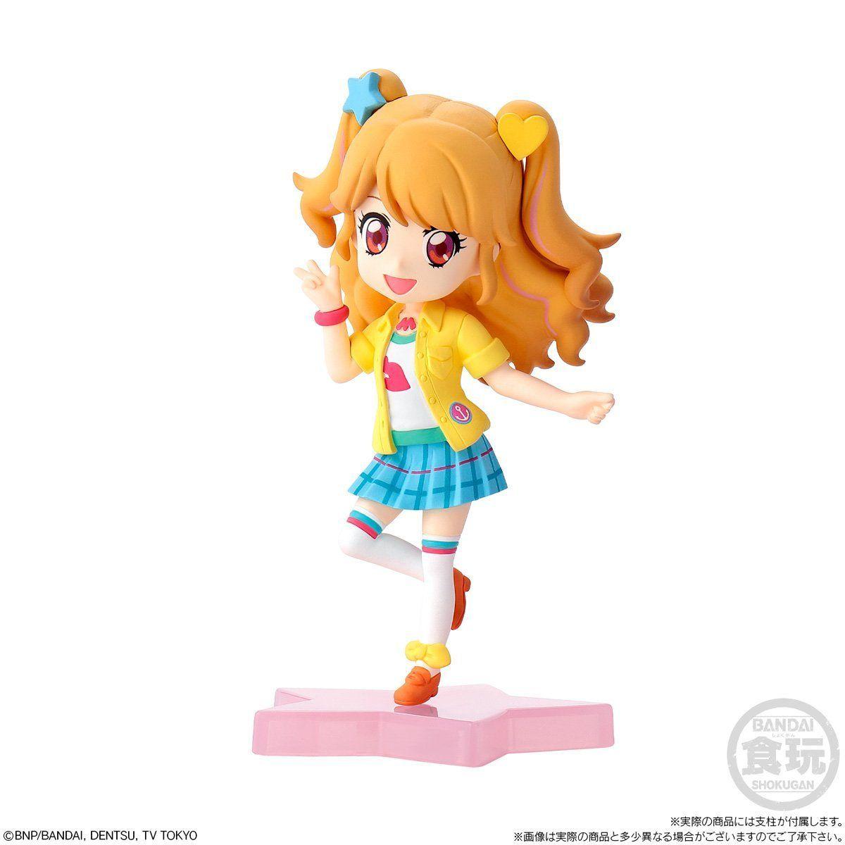 【食玩】アイカツ!『MiMiCHeRi アイカツ!Preciousセット』2体セット-005