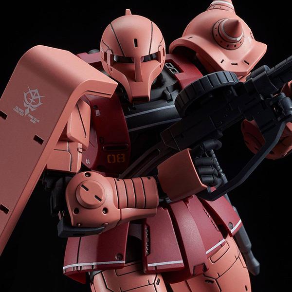 HG 1/144『MS-05S シャア専用ザクI(LIMITED MODEL)』機動戦士ガンダム THE ORIGIN MSD プラモデル
