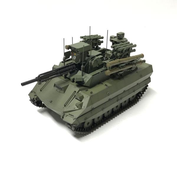 1/35『ロシア連邦軍 無人戦闘車輌 ウラン-9』レジンキット