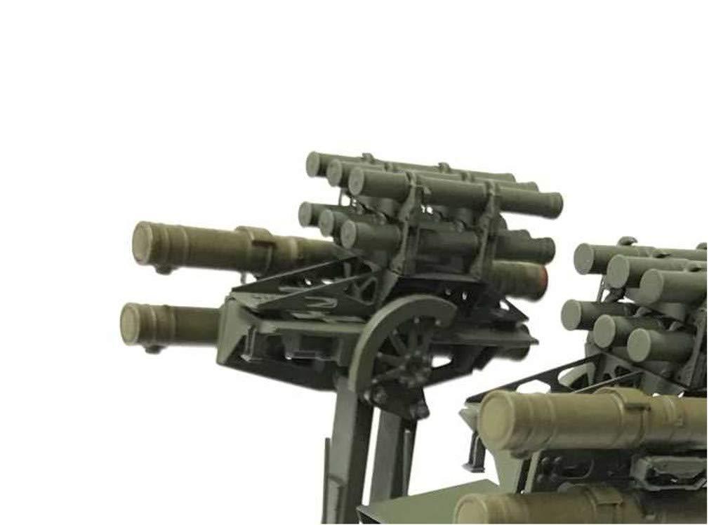 1/35『ロシア連邦軍 無人戦闘車輌 ウラン-9』レジンキット-010