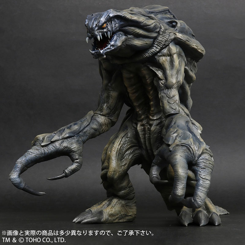 東宝大怪獣シリーズ『オルガ 一般流通版』ゴジラ2000 完成品フィギュア-008