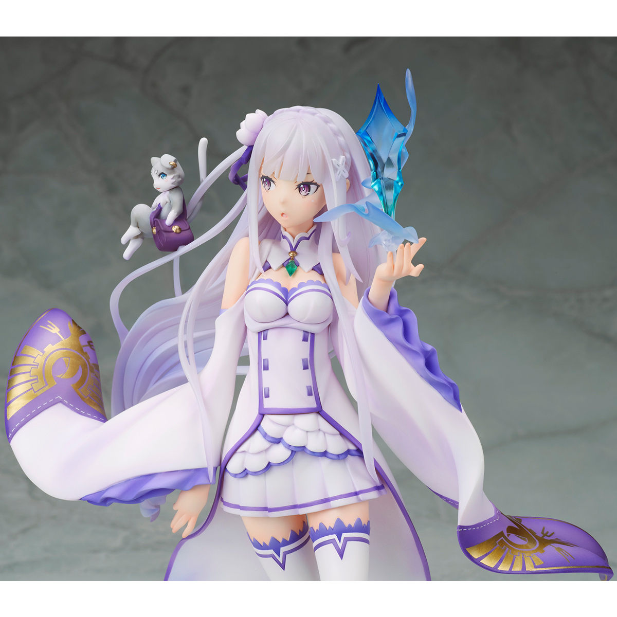 Re:ゼロから始める異世界生活『エミリア』完成品フィギュア-009