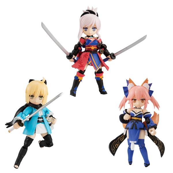 デスクトップアーミー『Fate/Grand Order 第3弾』3個入りBOX