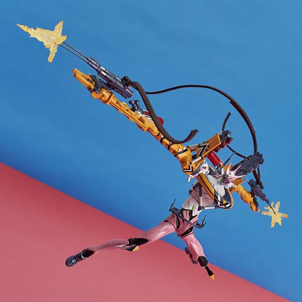 リボルテック EVANGELION EVOLUTION EV-018『エヴァンゲリオン8号機β 臨時戦闘形態(特報映像版)』シン・エヴァンゲリオン劇場版:|| 可動フィギュア
