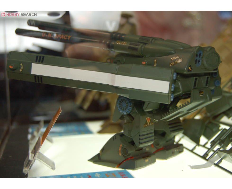 超時空要塞マクロス『超重量級デストロイド モンスター』1/200 プラモデル-004