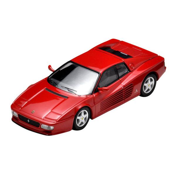トミカリミテッドヴィンテージ ネオ『フェラーリ512TR』1/64 ミニカー