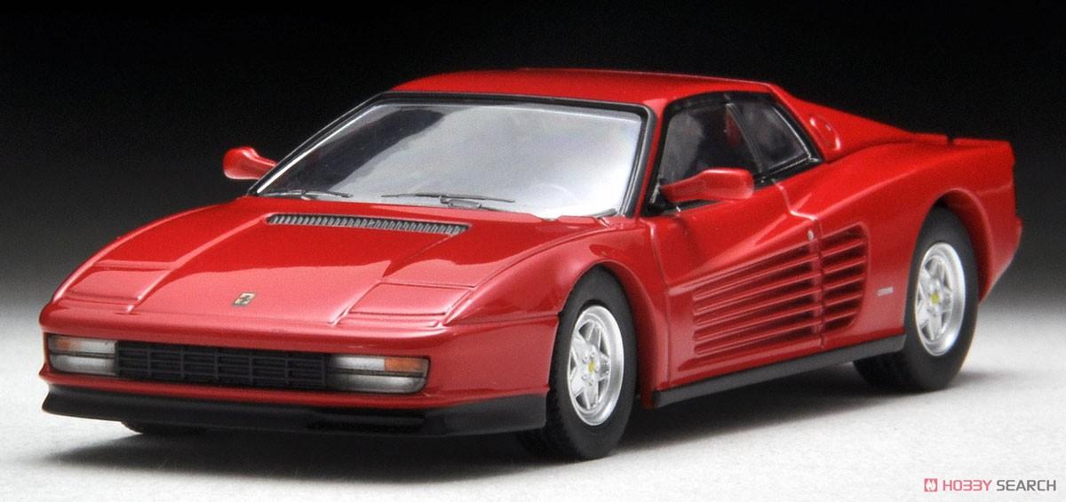 トミカリミテッドヴィンテージ ネオ『フェラーリ テスタロッサ(赤)』1/64 ミニカー-001