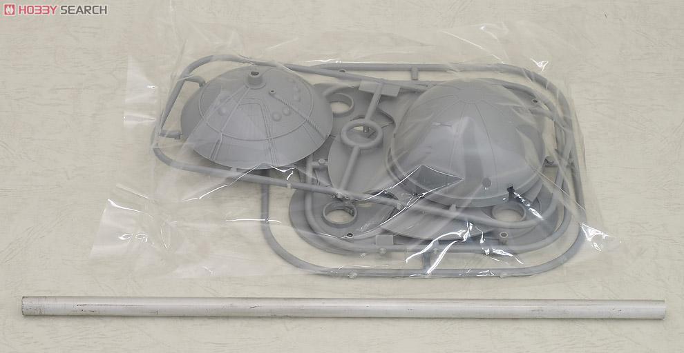 【再販】1/72『アポロ11号 サターンV型ロケット』プラモデル-011