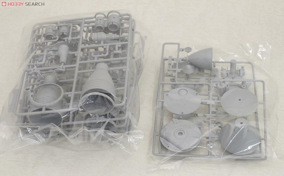 【再販】1/72『アポロ11号 サターンV型ロケット』プラモデル-013