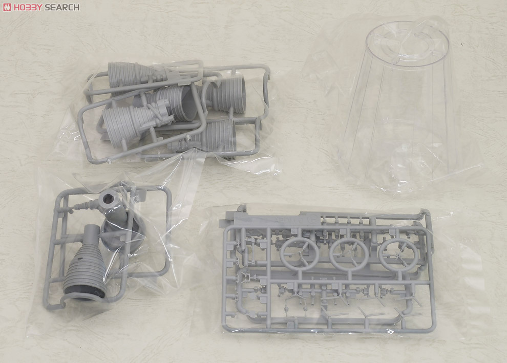 【再販】1/72『アポロ11号 サターンV型ロケット』プラモデル-016
