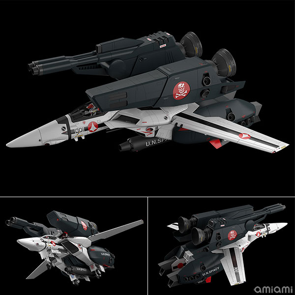 PLAMAX MF-37 minimum factory『VF-1 スーパー/ストライク ファイター バルキリー』1/20 プラモデル