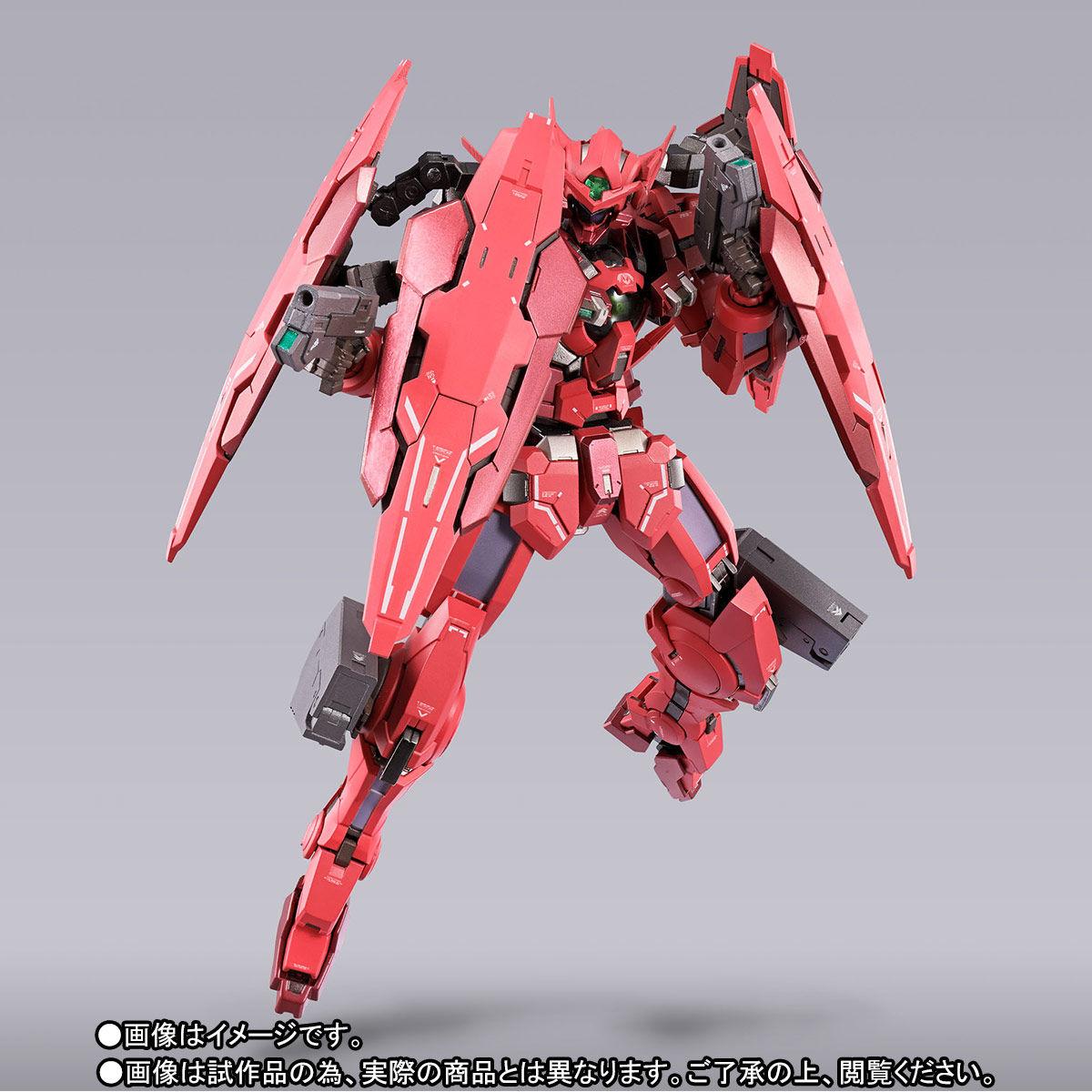 【先着販売】METAL BUILD『ガンダムアストレア TYPE-F(GN HEAVY WEAPON SET)』可動フィギュア-008