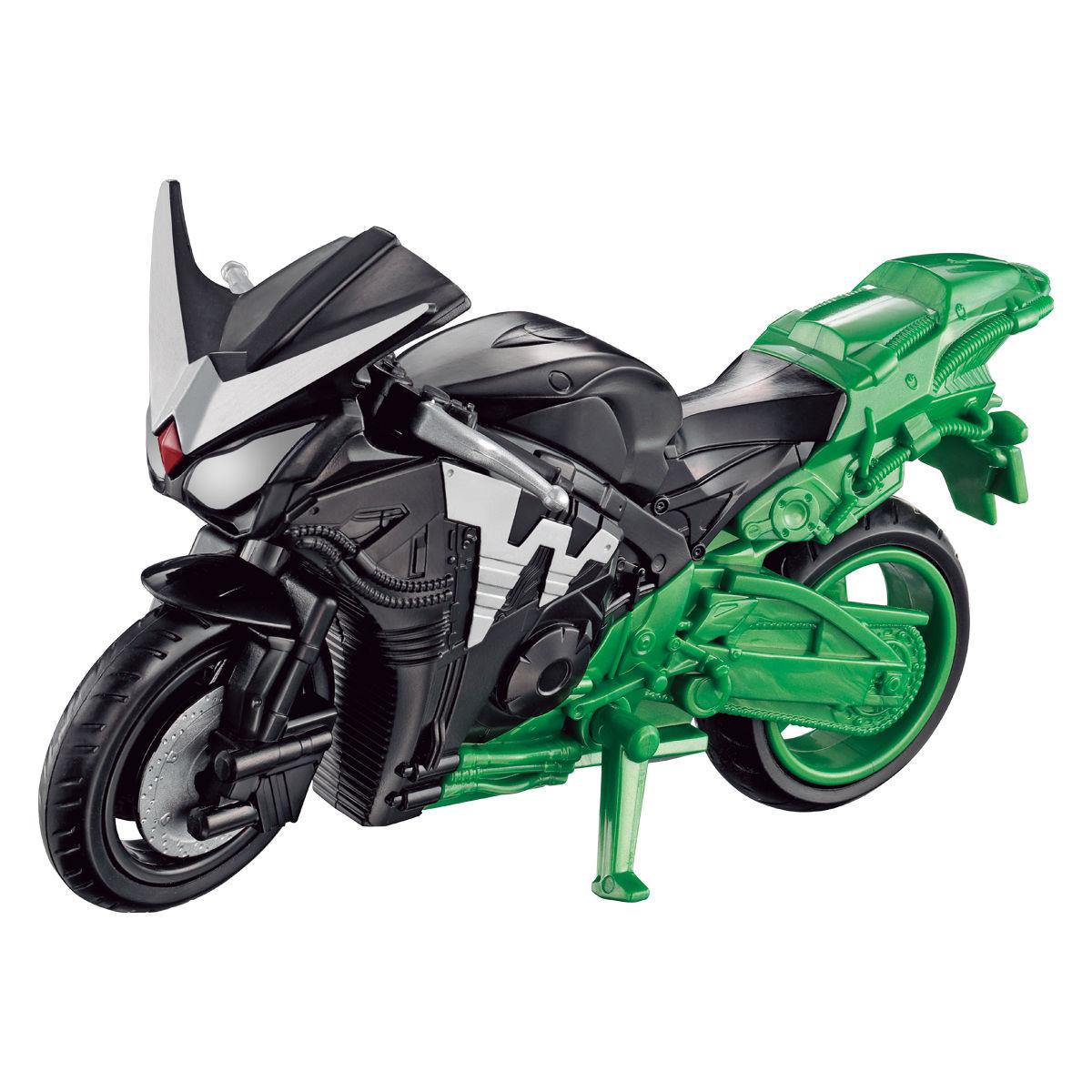 RKFレジェンドライダーシリーズ『仮面ライダーダブル サイクロンジョーカー&ハードボイルダー』可動フィギュア-005