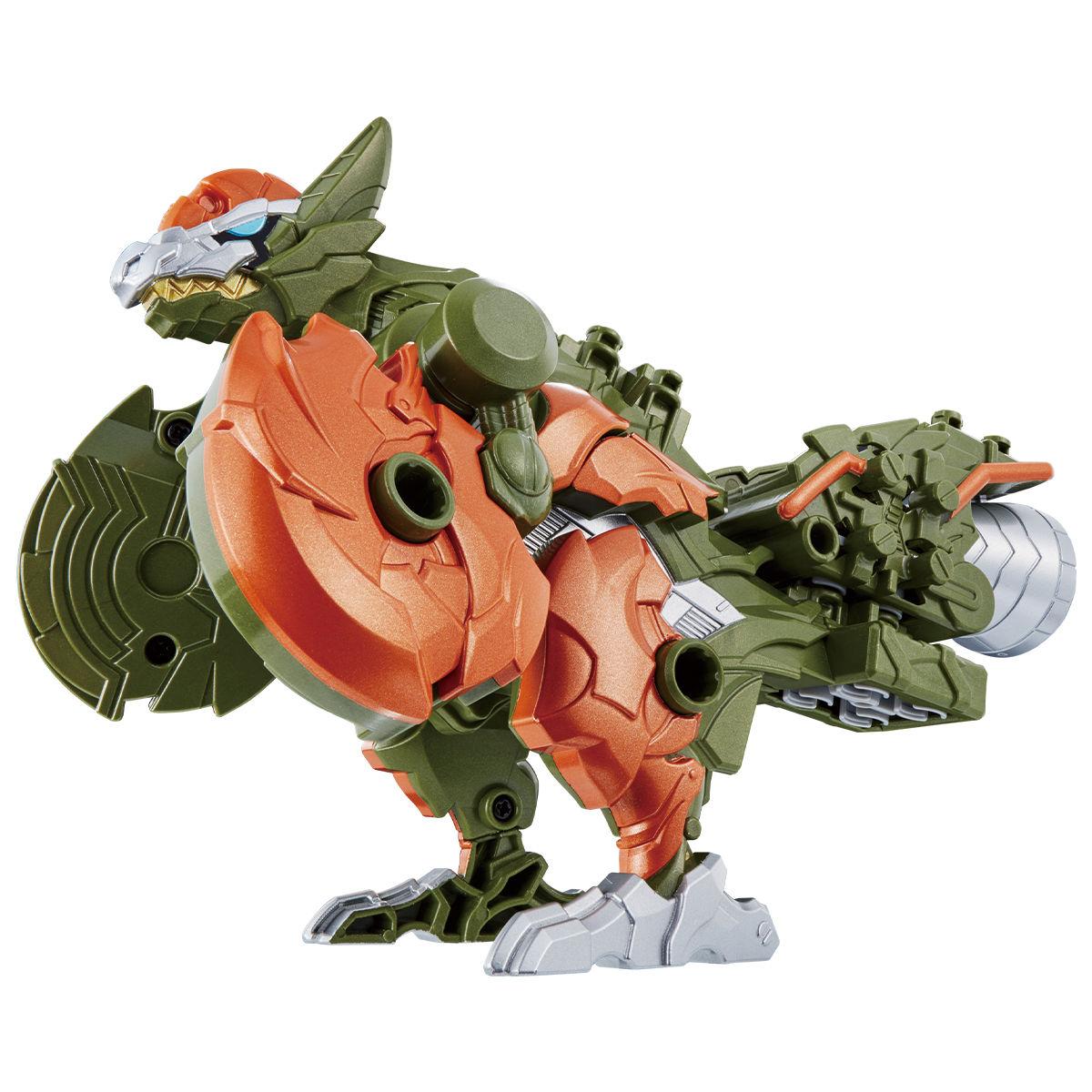 騎士竜戦隊リュウソウジャー『騎士竜シリーズ10 DXパキガルー』可変可動フィギュア-001