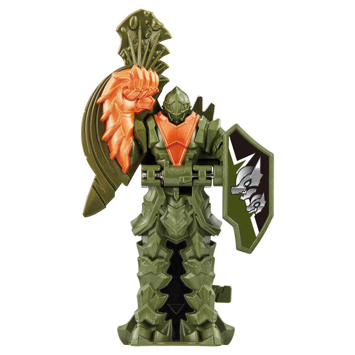 騎士竜戦隊リュウソウジャー『騎士竜シリーズ10 DXパキガルー』可変可動フィギュア-008