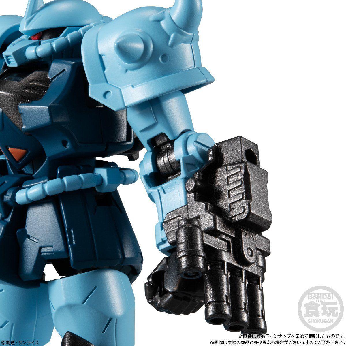 【食玩】機動戦士ガンダム『Gフレーム07』可動フィギュア 10個入りBOX-005