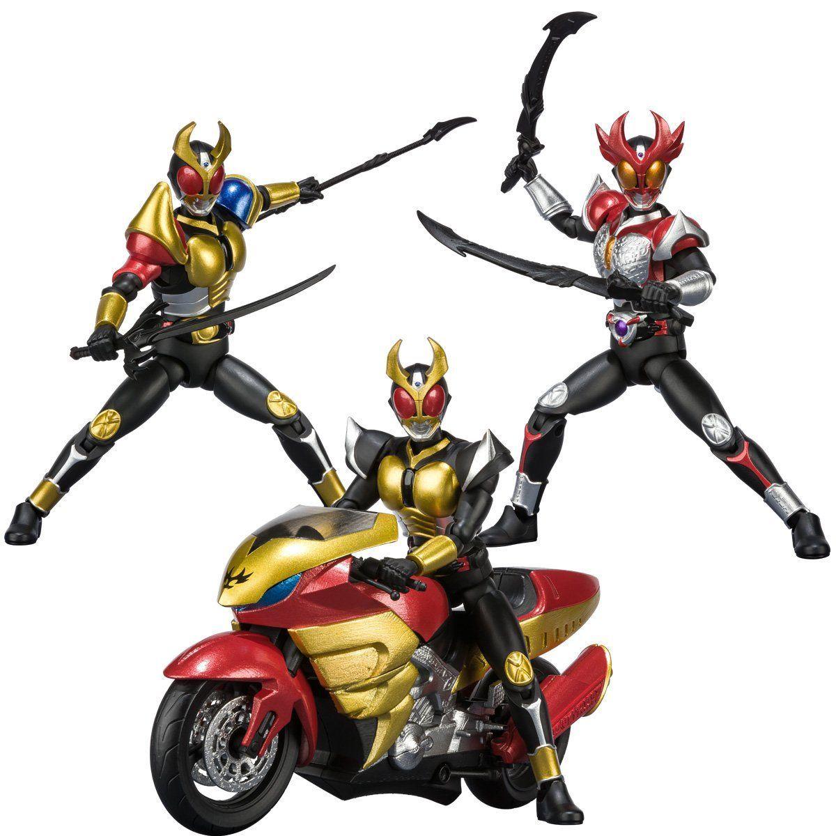 【食玩】SHODO-X『仮面ライダー6』可動フィギュア 10個入りBOX-001