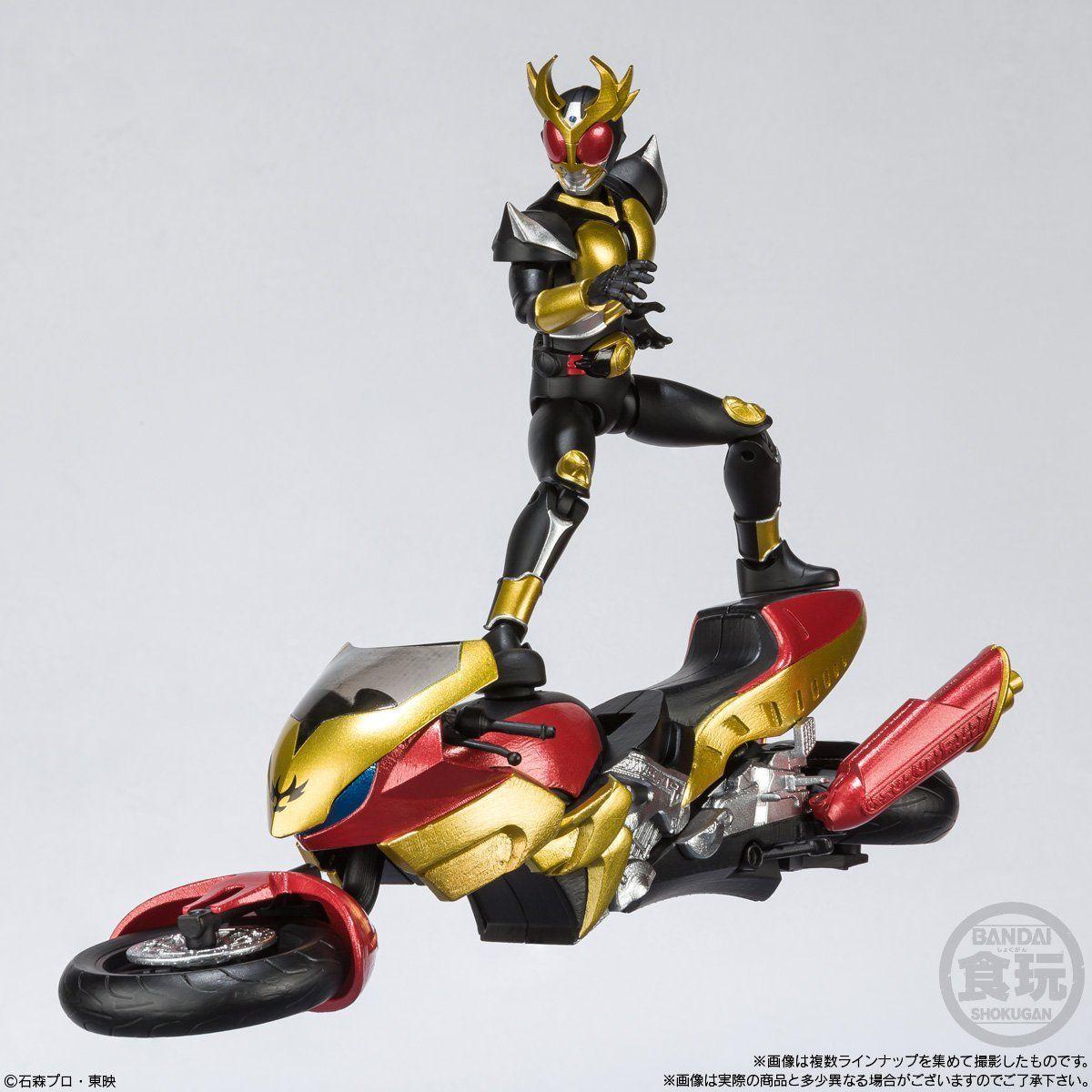 【食玩】SHODO-X『仮面ライダー6』可動フィギュア 10個入りBOX-007